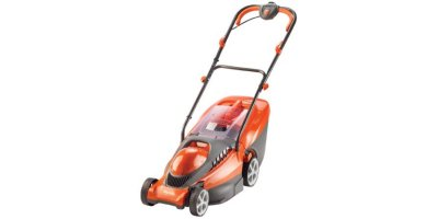 Flymo - Model 37VC - Chevron Electric Wheeled Lawn Mower