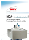MCA - Automatic Machine Datasheet