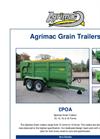 Agrimac Grain Trailers - Datasheet