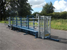 Agrimac - Mobile Cattle Handling Crush