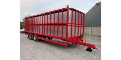 Agrimac - Demountable Livestock Trailer