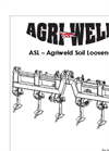 Agriweld - Model ASL - Soil Loosener Brochure
