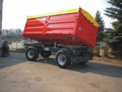 Umega - Model SPP10, SPP12 - Trailer