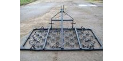 Model 6FT - Compact Tractors Mounted Chain Harrows