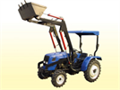 Model TZ02 series - Front Loader