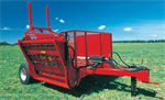 Comby - Hay & Silage Feeder