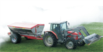 Transpread Trailed Fertiliser Spreaders
