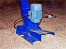 Grain Store Stirrer and Agitator