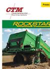 CTM Rockstar - De-Stoner/ Separators Brochure