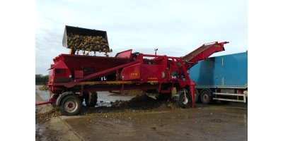 CTM Rockstar - Model 9060 - Energy Beet Cleaner Loader