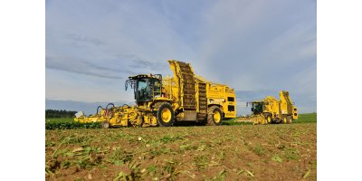ROPA Panther - 2 Axle Beet Harvester