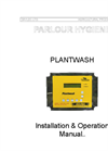 Plantwash - Automatic Parlour Control Box Manual