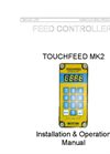 Touchfeed - Digital Touch Keypad Controller Manual