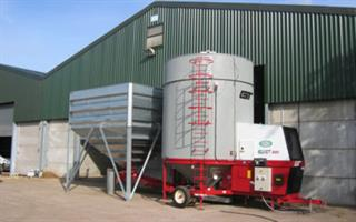 John Thorburn - Portable Grain Dryers