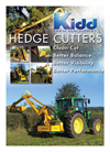 Kidd - Hedge Cutters Technical Specifications Brochure