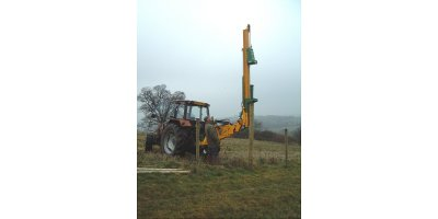 Kidd - High Lift Post Drivers for Professionals