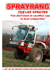 Alanco Sprayranger Leaflet