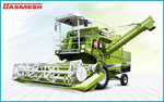 DASMESH - Model ALU-400 - Self Harvester Combine