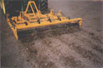 James - Combination Aerator - Cultivator