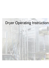 Kentra Dryer Operator Manual (pre 2000) pdf