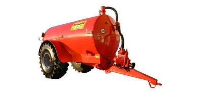 Herbst Machinery - Recessed Vacuum Tanker
