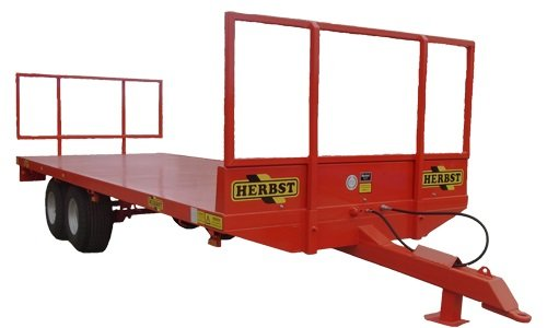 Herbst Machinery - Mini Bale Trailer