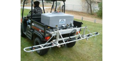 Rogers Sprayers - Model SMA100&150USG / BK10&12 Series - Skid Mount Sprayer (SMA)- Boom Kit (BK)