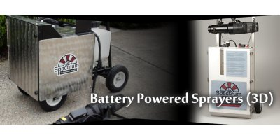 Spectrum - Battery Powered Sprayers (3D)