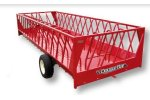 Double Bar Feeder Wagon