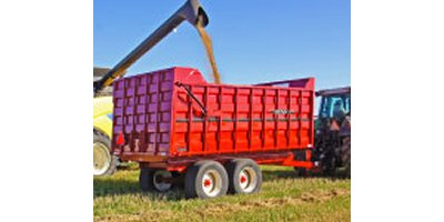 Boss - Model T1500 - Grain & Forage  Manure Hauling  Separator