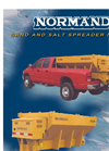 Model SCR-54, SCR-72, SCR-86, SCR-92, SCR-98 - Salt & Sand Spreaders Brochure