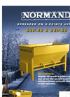 Model S3P-46, S3P-56 - Salt & Sand Spreaders Brochure