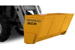 Model SCR-54, SCR-72, SCR-86, SCR-92, SCR-98 - Salt & Sand Spreaders