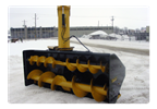 Reist Industries - Model 4000 Series - Snow Blower