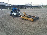 Equestrian Arena Groomers-1