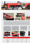 Megastar Heavy Duty Frame Disc Harrow Brochure