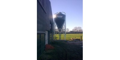 County - Model T3 - Low Cost Storage Silos