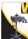 Walthambury - NP7a - Fixed Head Stitcher Brochure