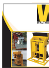 M520 & M530 Manual Bagging Machine Datasheet