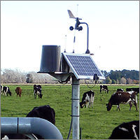 Harvest Farm and Irrigation Monitoring