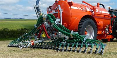 Model 125 HP Upwards - Slurry Applicators