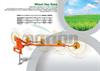 Wheel Hay Rake- Brochure