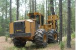 Tigercat - Model 718E - Tree Feller Bunchers