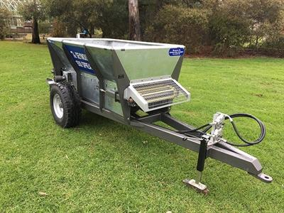 Seymour - Low Profile Spreader