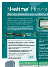 SCR Heatime - Model H LD - Stand-Alone Real-Time Heat Detection System Brochure