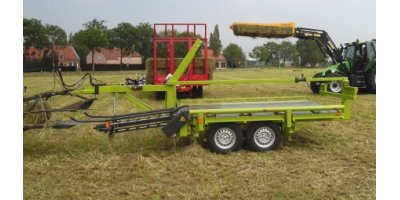 Inagra - Model BA 120 / 150 - Heavy Duty Bale Accumulator