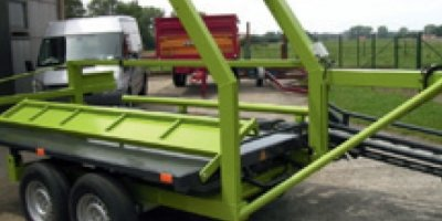 Heavy Duty Bale Accumulator-2