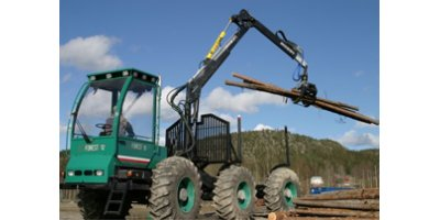 Cranab - Model HC185 - Cranab Forwarder and Harvester Cranes