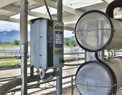 Milkflow - Milk Pump Controller for Dairy Sheds