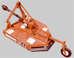 Model SE42 - Regular Duty Rotary Mower